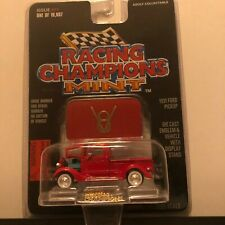 1/64 RACING CHAMPIONS MINT 1940 FORD V8 PICKUP TRUCK RED
