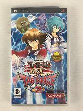 PSP Yu-Gi-Oh! G X Tag Force 2 (2007), UK Pal, Brand New & Factory Sealed