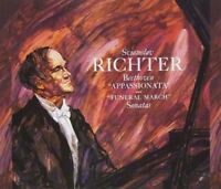 SVIATOSLAV RICHTER-SVIATOSLAV RICHTER PLAYS BEETHOVEN-JAPAN 2 SACD HYBRID I98