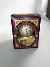 1982 Atlanta Braves Signed Baseball