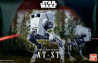 Star Wars AT-ST Camminatore Bipode Guerre Stellari - Bandai Kit 1:48 01202