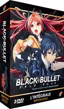 ★Black Bullet ★ Intégrale - Edition Gold - Coffret 3 DVD