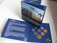 TSCHECHIEN 1997 KMS MÜNZEN SATZ COIN SET ST BU - CNB - TSCHECHISCHE NATIONALBANK
