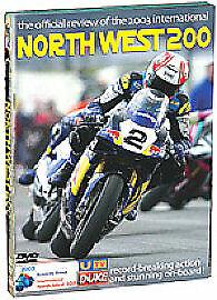 Northwest 200: 2003 [DVD],  NEW SEALED FREEPOST