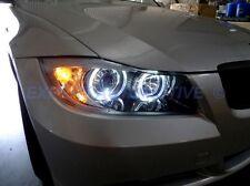 FARI NERI BMW SERIE 3 E90/E91 RESTYLING 2009-2012 ANGEL EYES AD U