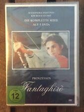 Prinzessin Fantaghirò - Die komplette Serie (DVD-Box) Neu & Ovp
