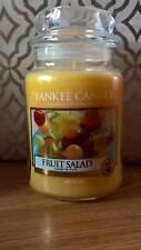 Yankee Candle Fruit Salad Scented Large Jar American Treasures