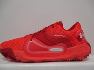 Under Armour Spawn 2 Men's Basketball Shoes UK 8 US 9 EUR 42.5 REF 3956