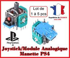 Module PS4 Joystick Analogique Axe 3D Stick Capteur Remplacement Manette PS4