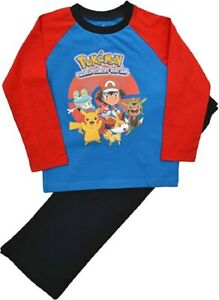 Pokeman Gotta Catch em all Pyjamas. Age 5-6 Years. Brand New