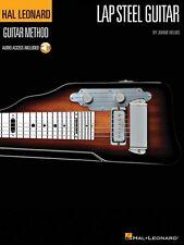 New Hal Leonard Guitar Method: Lap Steel Guitar Book & Online Audio