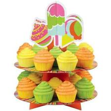 Ice Cream Design Cupcake Treat Stand  from Wilton #0724 - NEW