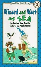 Wizard and Wart at Sea: An I Can Read Book Level 2 (I Can Read Books (Harper