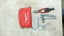 08 Moto Guzzi 1200 Norge tool kit set bag