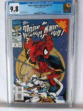 MARC SPECTOR: MOON KNIGHT #57- CGC 9.8  Amazing Spider Man 300 301 homage