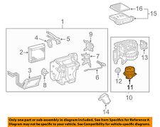 TOYOTA OEM 04-09 4Runner-Blower Motor 8710335070