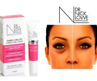 Dr Nick Lowe Genuine Stop Dark Circles Removes Eye Bags Anti-Wrinkle Cream 15ml