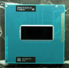 Intel Core i7-3720QM QC25 QS CPU 2.6-3.6G/6M