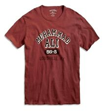 Lucky Brand - NWT - Mens XXL - Red Muhammad Ali Louisville KY Cotton Boxer Tee