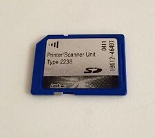 Ricoh Printer/Scanner SD card Unit Type 2238