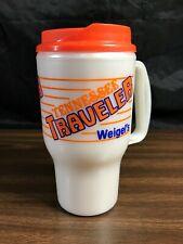 Weigel's Tennessee Traveler Foam Insulated Mug Coffee Cup Vintage Aladdin USA