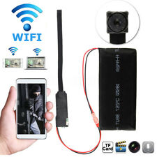 HD Nanny Spy Cam wireless IP Hidden DIY Module Video Camera Mini Micro DVR DV