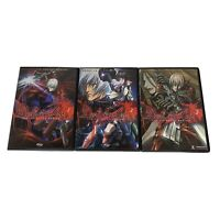 DEVIL MAY CRY The Animated Series LEVEL 1, 2, And 3 DVD Complete Set