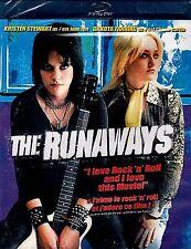 NEW BLU-RAY // The Runaways  // JOAN JETT STORY /Kristen Stewart,Dakota Fanning