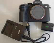 Sony Alpha a7R IV ILCE-7RM4 Mirrorless Camera (Body Only) Black