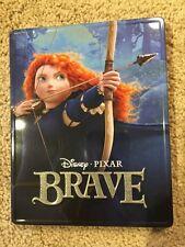 Brave (Blu-ray 3D/2D Embossed Steelbook, 3-disc Set) Future Shop Exclusive