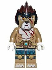 Lego Legends of Chima Longtooth loc027 (From 70010) Minifigure Figurine New