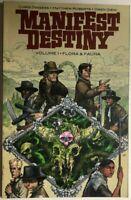MANIFEST DESTINY volume 1 Flora & Fauna (2014) Image Comics TPB VG+ 1st