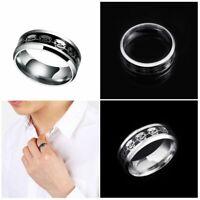 geschenk mode männer - schmuck edelstahl skelett - modell totenkopf - ring