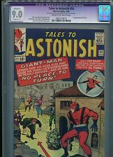 Tales to Astonish #54  (1st El Toro)  CGC (A) 9.0 C-OWP  (Apparent)