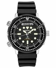 Seiko Prospex Men's Black Watch - SNJ025