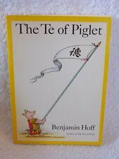 The Te of Piglet Paperback Book by Benjamin Hoff