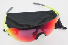 Oakley Men's EVZero Multisport Sunglasses With Prizm Lenses (Yellow/Purple)