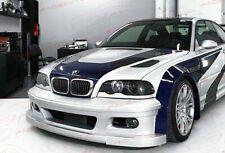 Front bumper M3 GTR E46 1998-2003  2003-2006 *