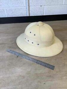 Beige Pith/Safari Hat/Helmet