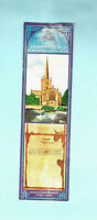 Bookmark Stratford Upon Avon Shakespeare Fabric Holy Trinity Church Henry VI