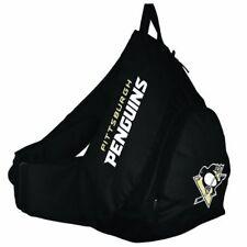 Pittsburgh Penguins NHL Black Slingback Backpack Bag Shoulder Sling