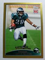 2009 Topps GOLD #400 LeSean McCoy ROOKIE #d /2009 Tampa Bay Buccaneers / Eagles