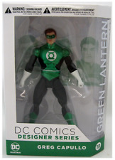 DC Comics JUN160391 DESIGNER Series Capullo Green Lantern Action Figure