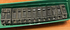 Ge circuit breakers 20 amp 15 A 40A Lot