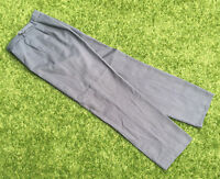 ROYAL AIR FORCE LADIES SLACKS BLUE No.2 DRESS UNIFORM TROUSERS RAF-REVIVAL,W&P
