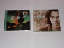 Nick Drake Pink Moon. 11 Track CD Album In Slipcase. Remastered 2000.