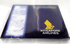 Herpa Wings 1:500 513845 SINGAPORE AIRLINES Heritage Series 3 (Set of 4 Models)