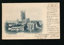 Gloucestershire GLOUCESTER Cathedral 1903 u/b PPC