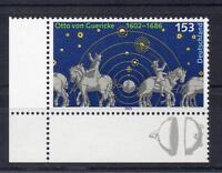 Bund Mi-Nr 2282  Ecke 3 (153) -400.Geb.O.von Guericke-  ** Postfrisch 2002