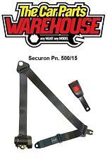 NEW FRONT Securon Seat Belt 500/15 Lap & Diagonal Belt